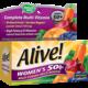 Alive! Womens 50+ Multivitamin & Multimineral