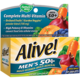 Alive! Mens 50+ Multivitamin & Mineral