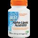 Best Alpha Lipoic Acid 600