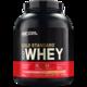 100% Whey Gold Strawberry Banana 5 Lb Powder