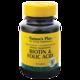 Biotin & Folic Acid