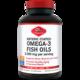 Enteric Coated Omega-3 Fish