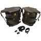 Wolfman Large Rolie Bag Tank Pannier Kit