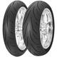 Avon 3D Ultra Supersport AV80 Rear Motorcycle Tire