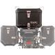 SW-MOTECH TraX Alu-Box Evo Topcase With Toprack Kit