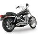 Vance & Hines Big Radius 2-Into-2 Motorcycle Exhaust