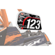 Dragonfire Racing Bed Rail Number Plate Kit