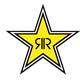 Factory Effex Die-Cut Sticker Rockstar 'Stars' Logo