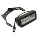 Rigid Industries E-Series LED Light Bar with ATV Mount