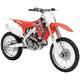 New Ray Die-Cast Honda CRF450 Motorcycle Replica