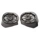 SSV Works Front Speaker Pods with Kicker Type R 6