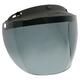 Z1R Universal 3-Snap Shield/Visor for Open Face Helmets