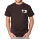 Kawasaki Stacked Logo T-Shirt
