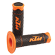 KTM Dual Compound Diamond Grips