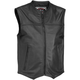 River Road Brute Leather Motorcycle Vest