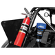 Dragonfire Racing Quick Release Fire Extinguisher Mount With Fire Extinguisher