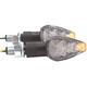 Sicass Racing Universal Mini Stalk Flex LED Turn Signals
