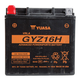 YUASA High Performance No Maintenance Battery with Acid