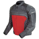 Joe Rocket Reactor 3.0 Leather/Mesh Motorcycle Jacket