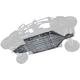 Polaris HMW Skid Plate Kit