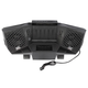 Polaris MTX Overhead Rear Two Speaker Add-On Kit with LED Lights