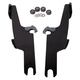 Memphis Shades Trigger-Lock Batwing Fairing Mount Kit - Covered Forks