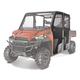 Polaris Lock & Ride Pro-Fit Canvas Front and Rear Door Kit