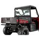Polaris Lock & Ride Pro-Fit Glass Rear Panel