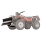 WARN® Standard Straight Blade Universal Plow Kit, Winch Equipped ATV, 48