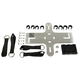 Wolfman Pawnee Side Rack Plate for RotoPax