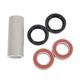 Tusk Impact Wheel Bearing and Seal Kit - Front