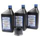 Suzuki Full Synthetic 10W-40 Oil Change Kit