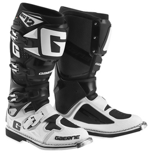 Gaerne SG-12 Offroad MX Motocross Dirt Boots All Red