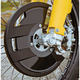 Husqvarna Front Brake Disc Guard
