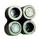 Nihilo Concepts Stainless Steel Rear Brake Caliper Pistons