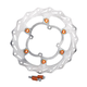 Nihilo Concepts Oversized Front Brake Rotor Kit