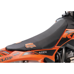salario Senador Juntar  KTM Factory Seat Cover | Parts & Accessories | Rocky Mountain ATV/MC