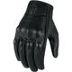 Icon Pursuit Touchscreen Motorcycle Gloves