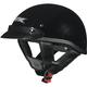AFX FX-70 Half-Face Motorcycle Helmet