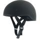AFX FX-200 Slick Half-Face Motorcycle Helmet