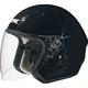 AFX FX-43 Open Face Motorcycle Helmet