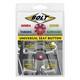 Bolt Universal Anodized Seat Button