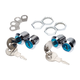 Tusk Replacement Pannier Lid Lock Set