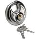 Kryptonite 70mm Round Lock