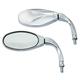 Show Chrome Accessories Twisted Cruiser Mirror - Honda/Kawasaki/Suzuki