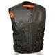 Milwaukee Leather Swat Style Motorcycle Vest