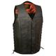 Milwaukee Leather Straight Bottom Motorcycle Vest