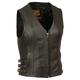 Milwaukee Leather Women's V-Neck Motorcycle Vest