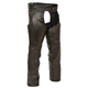Milwaukee Leather 3 Pocket Motorcycle Chaps