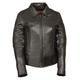 Milwaukee Leather Women's Braided Leather Jacket